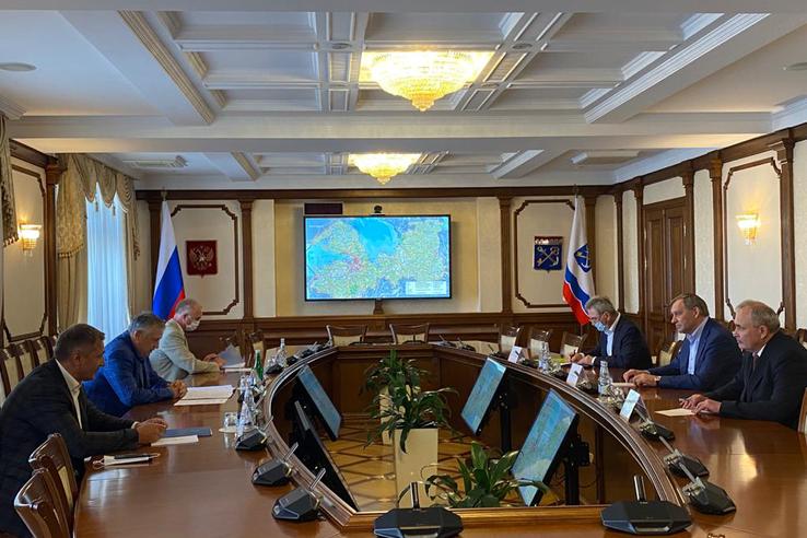 В Ленинградской области — новый инвестор из Республики Беларусь