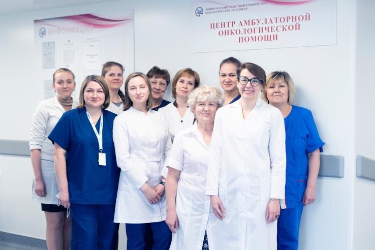 НАЦПРОЕКТЫ: в Гатчине открылся Центр амбулаторной онкопомощи