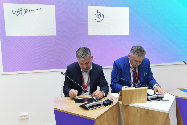 Порты Ленинградской области наращивают мощность