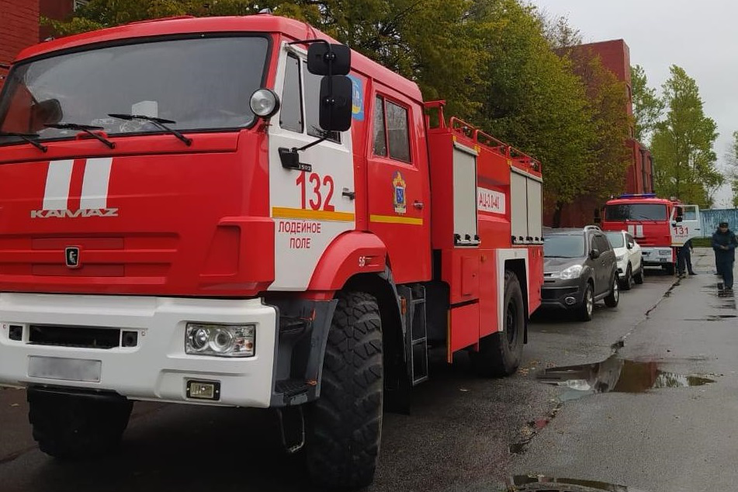 Новые пожарные части для областной глубинки