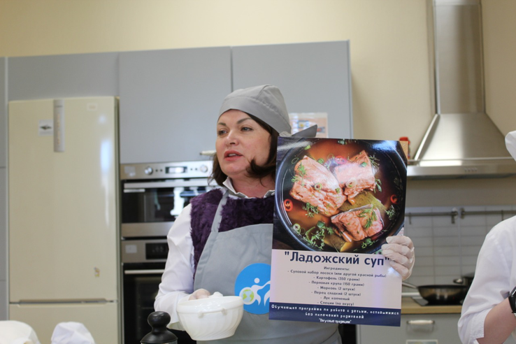 В Мультицентре – кулинарный мастер-класс