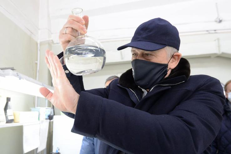 В Кингисепп приходит чистая вода