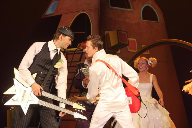В театре «На Литейном» оживают сказки