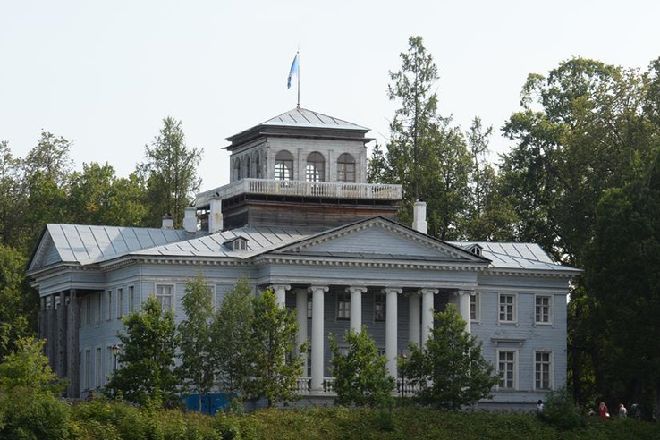 Шедевры Шварца и Набокова — на одной выставке