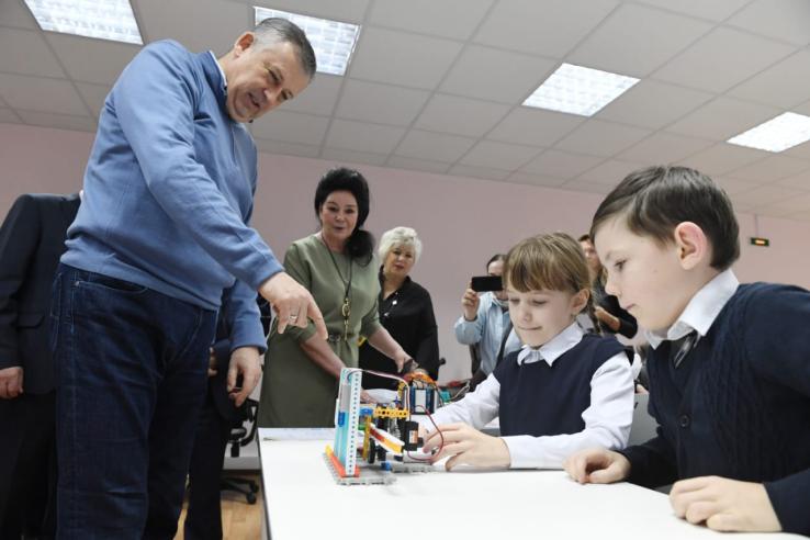 Реновация школ повышает успеваемость