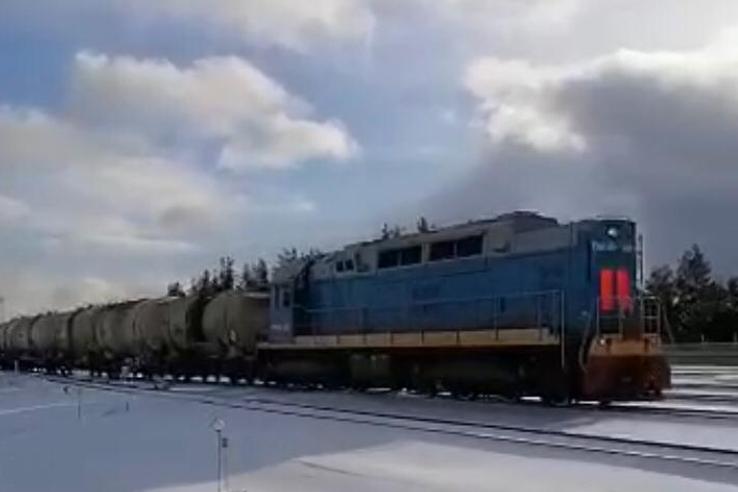 Область начинает перевалку белорусского топлива