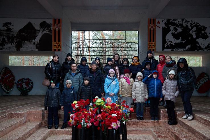 Ленинградская область знакомит со своей историей новых жителей
