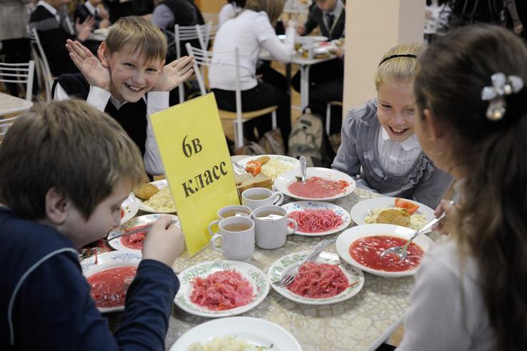 «Ленинградский ревизорро» проверит школьные столовые
