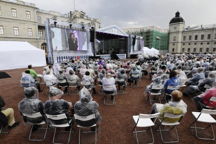 У ленинградской столицы — день рождения