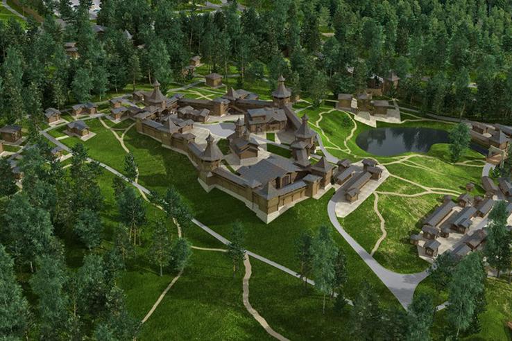 В Юкках хотят построить этнопарк