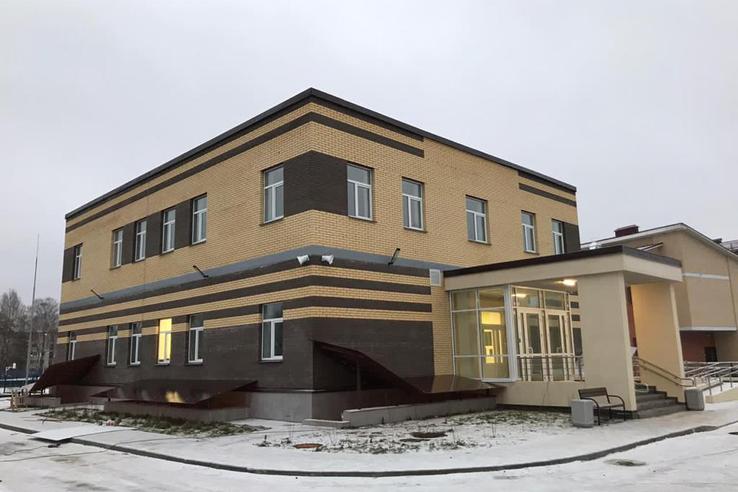 Жителям Лужского района – новая амбулатория
