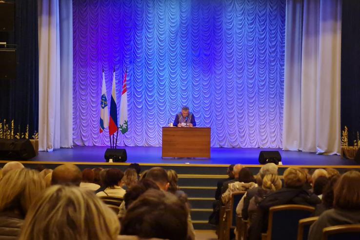 Волховский район: развитие и будущее