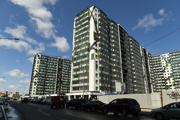 Область начала строительный год масштабным вводом жилья