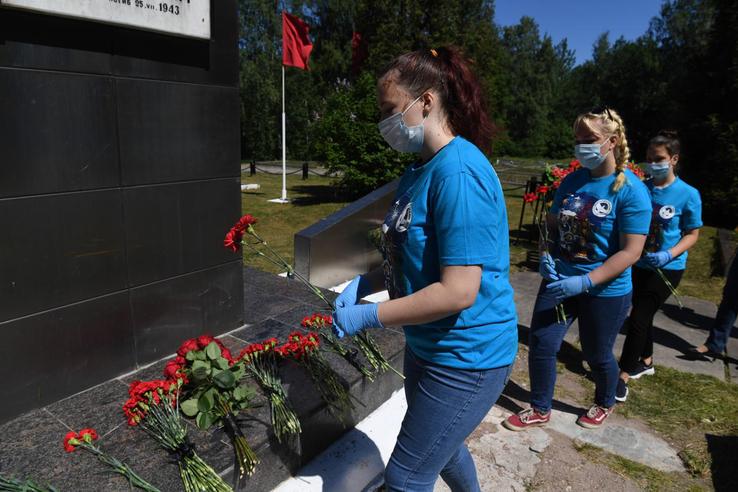 Новые патриотические инициативы – к 76-летию Великой Победы