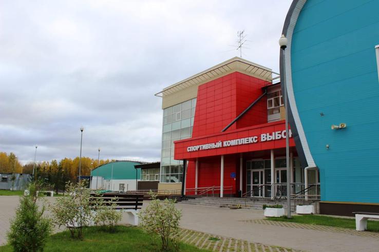 Область строит десятки спортивных объектов