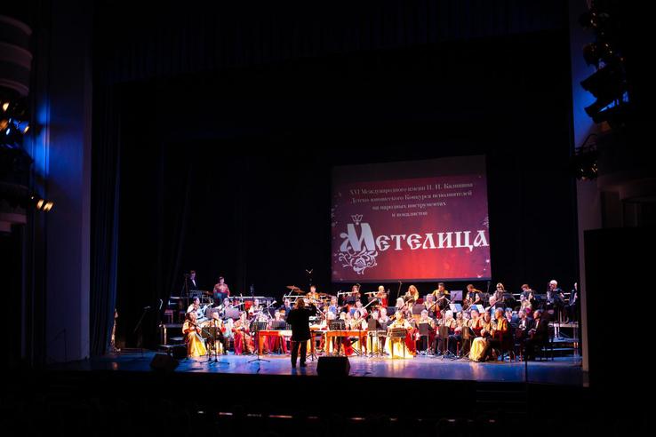 Памяти узников концлагерей посвящен концерт