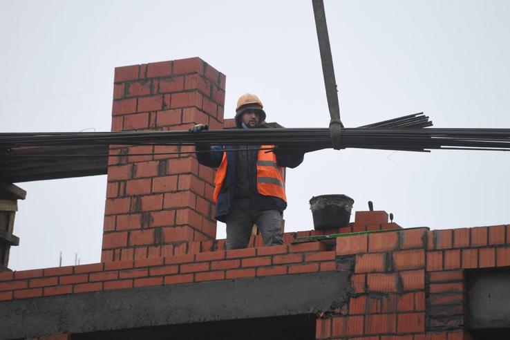 Строительство приспосабливается к росту цен