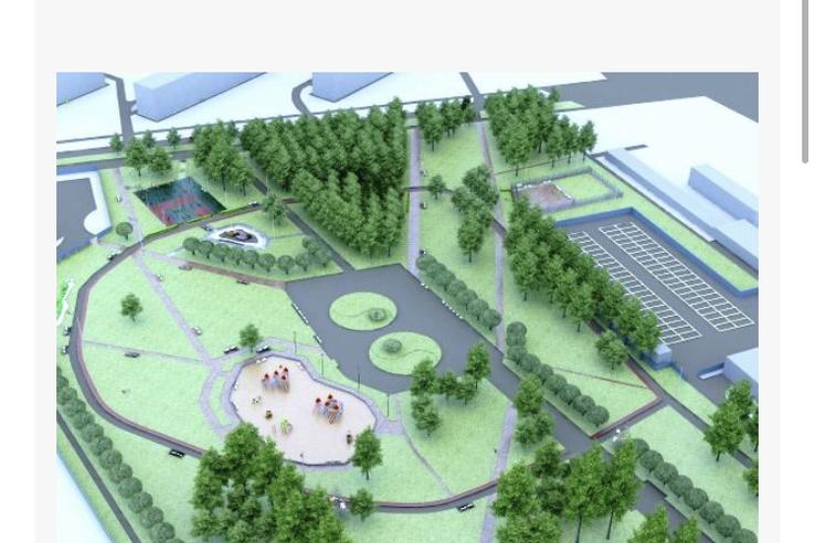 НАЦПРОЕКТЫ — НОВОСТИ ИЗ РАЙОНОВ: киришане выбрали дизайн-проект благоустройства сквера Спортивный