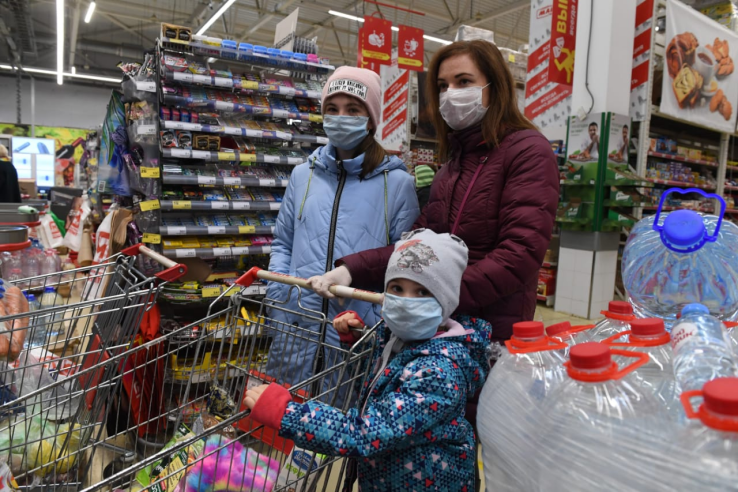 Ленинградская область обеспечит льготников масками