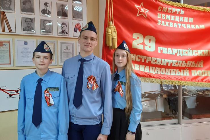 Лучший школьный музей России — в Волхове
