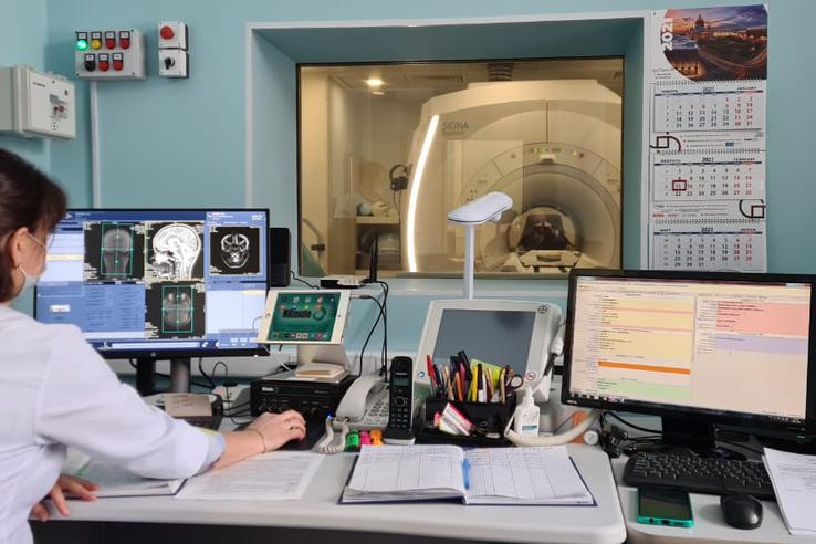 Супер-томограф для самых маленьких