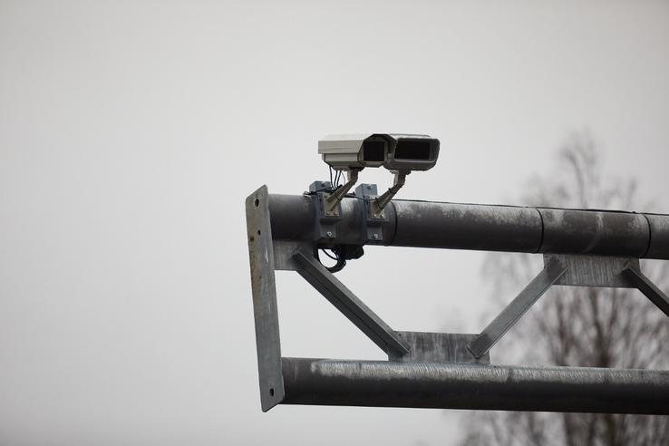 Дорожные камеры включились в Кудрово