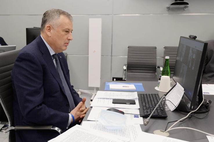Александр Дрозденко выдвинут на руководящую должность в Конгрессе местных и региональных властей Совета Европы
