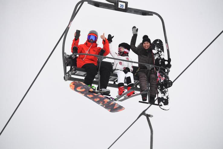 Ленинградские лыжные курорты в тройке лучших по стране