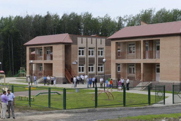 В Ленинградской области стартует народный проект «Красивый двор»