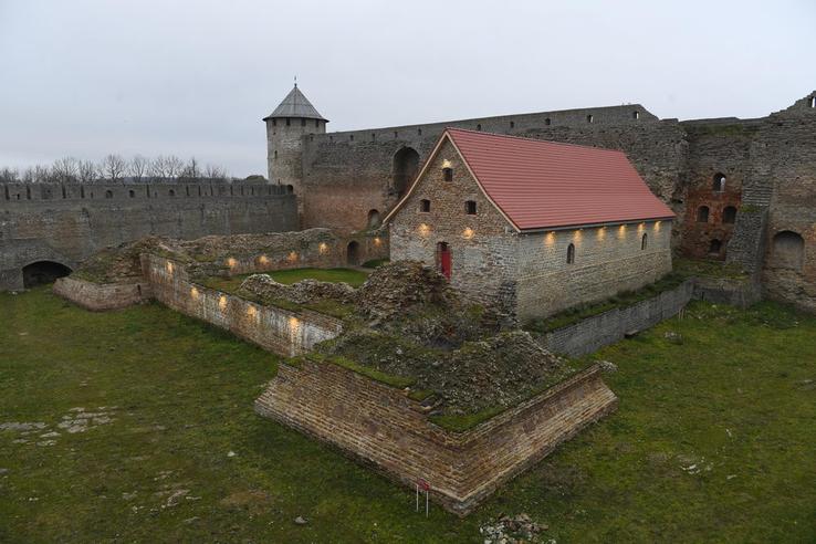 Крепости и музеи области погрузятся во тьму