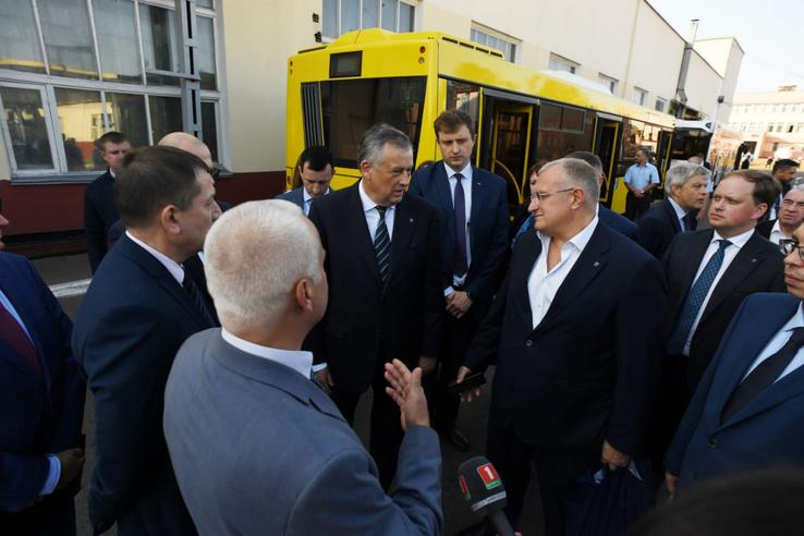 Область готова выйти в лидеры по торговле с Беларусью