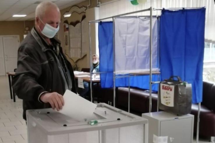 Явка избирателей в области превысила 37%