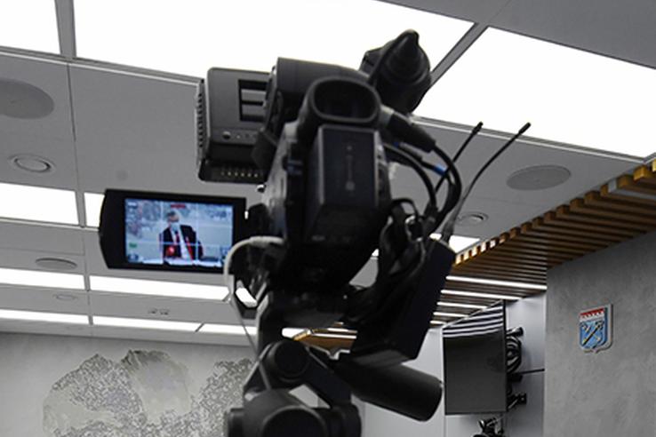 Область объединяет видеокамеры в сеть
