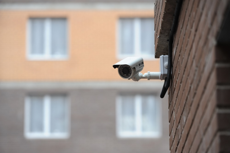 Видеокамеры – на страже порядка
