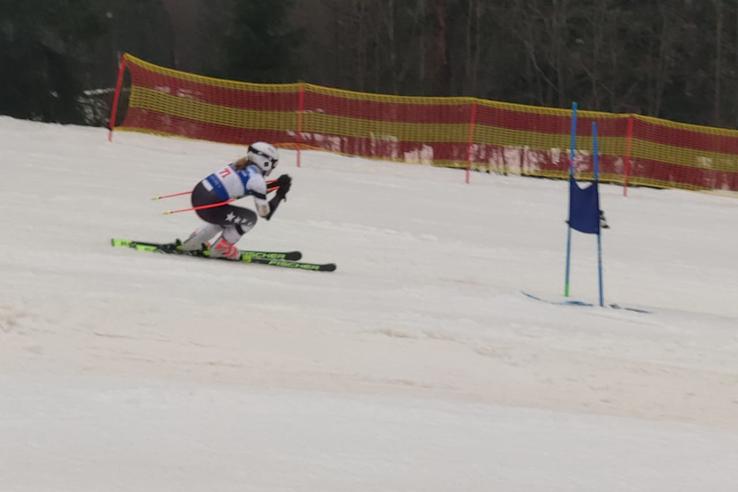 Ленинградцы стали чемпионами горнолыжного спорта