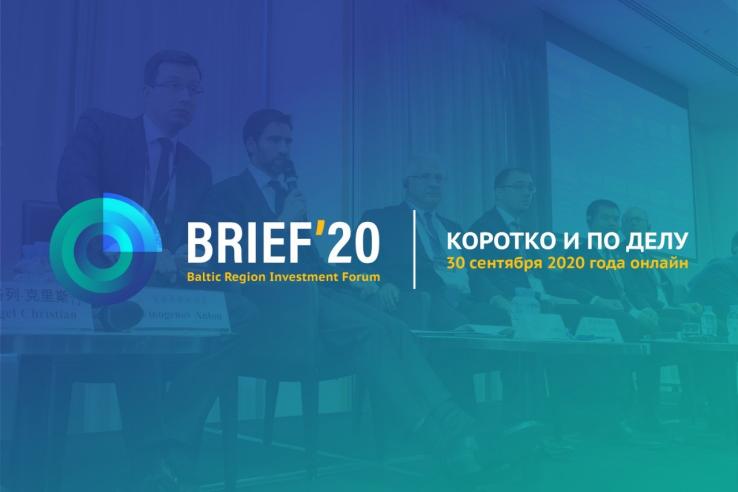 BRIEF20 принесет Ленинградской области новые инвестиции
