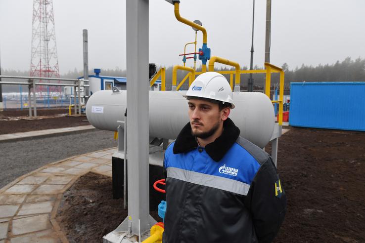 412 населенных пунктов области ждут природный газ до 2025 года
