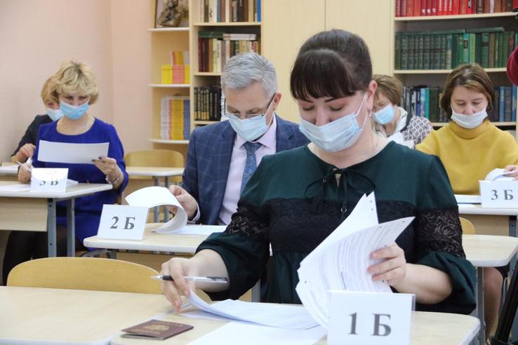 Родители ленинградских школьников написали ЕГЭ