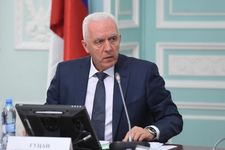 Опыт Ленинградской области привел в пример полпред Президента Александр Гуцан