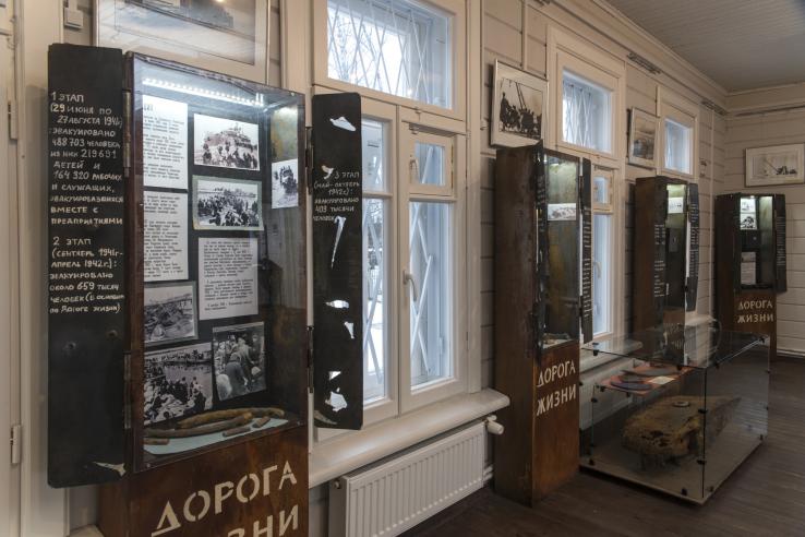 Ленинградские музеи рассказывают о блокаде