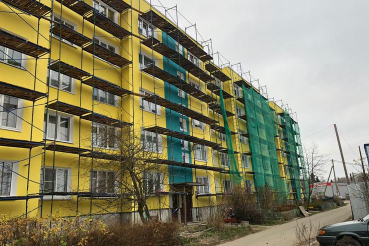 Тысячи домов ждет обновление