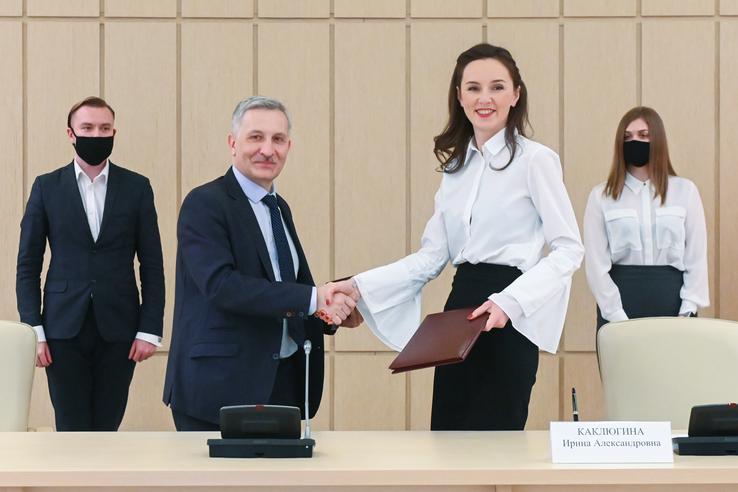 Ленинградская и Московская области объединяют усилия в образовательных процессах