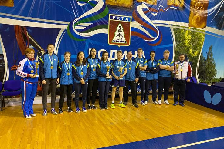 Все золото чемпионата — у ленинградских спортсменов