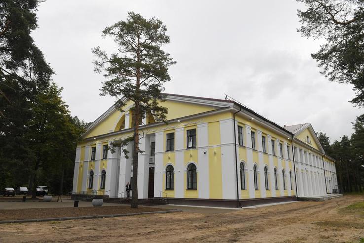 Область вводит льготу за восстановление исторических зданий