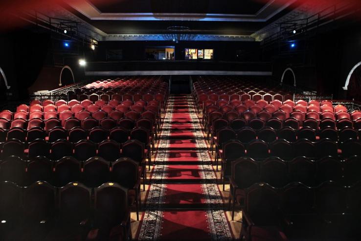 Театры: программа максимум