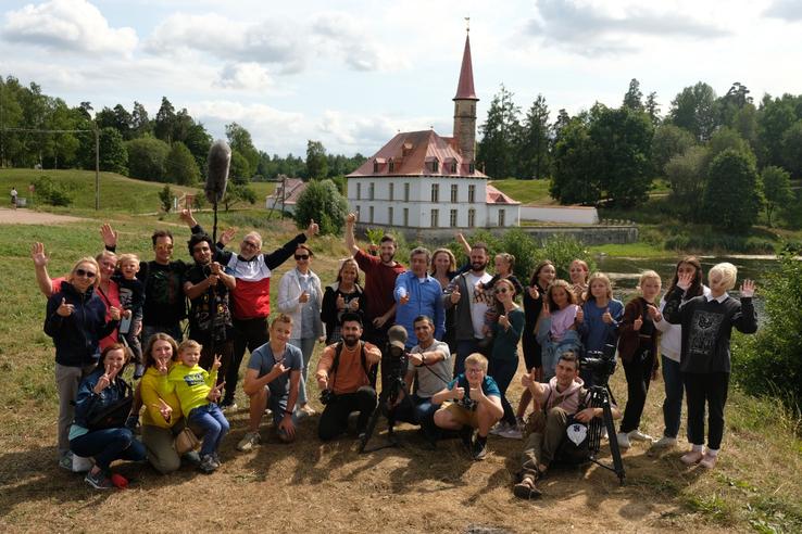 Журналисты, фотографы и блогеры «открывают Россию» в Ленинградской области