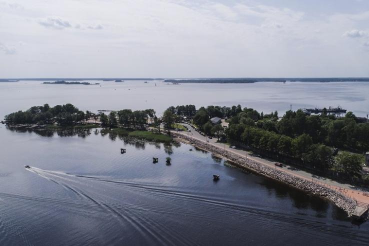 Область участвует в экопроектах по защите вод Балтийского моря