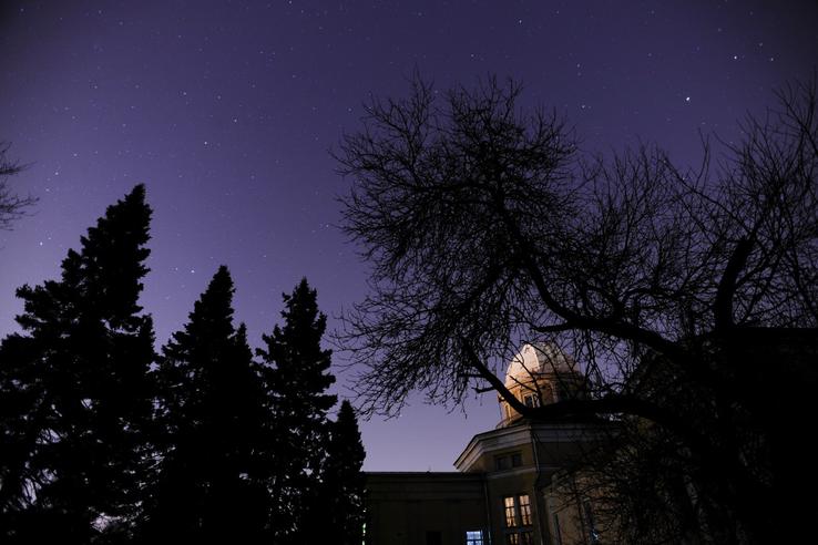 Областные библиотеки — это космос