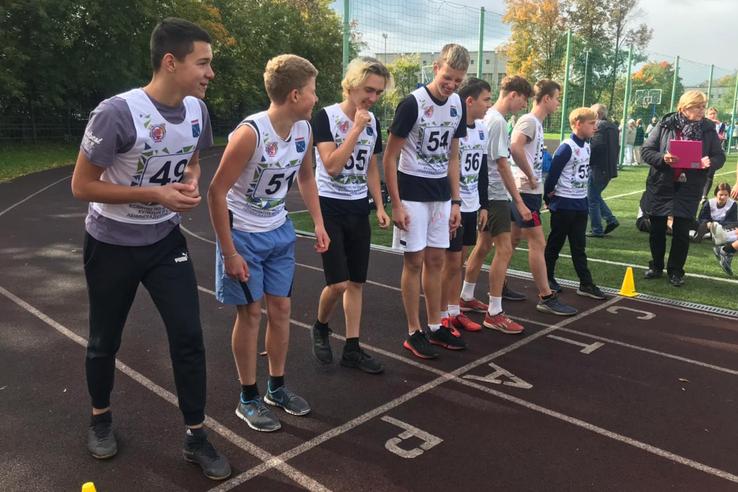 Спортивная лига: ленинградские школьники готовятся побеждать
