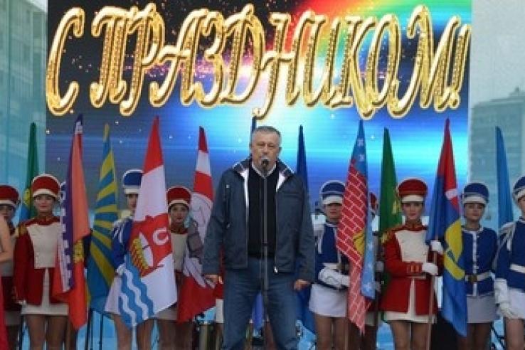 Самый большой район России отмечает день рождения